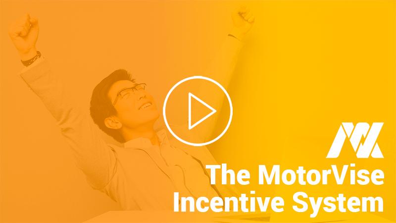 Car sales incentive system