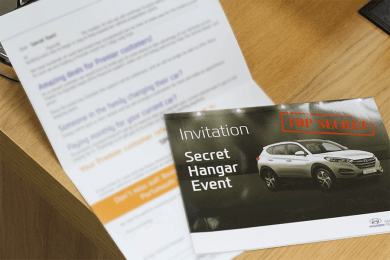 Bespoke Car Sales Events