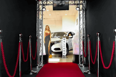A-List VIP Car Sales Event