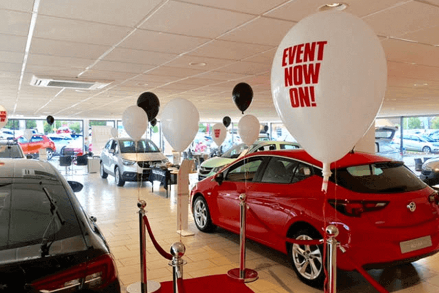VIP Car Sales Events from MotorVise