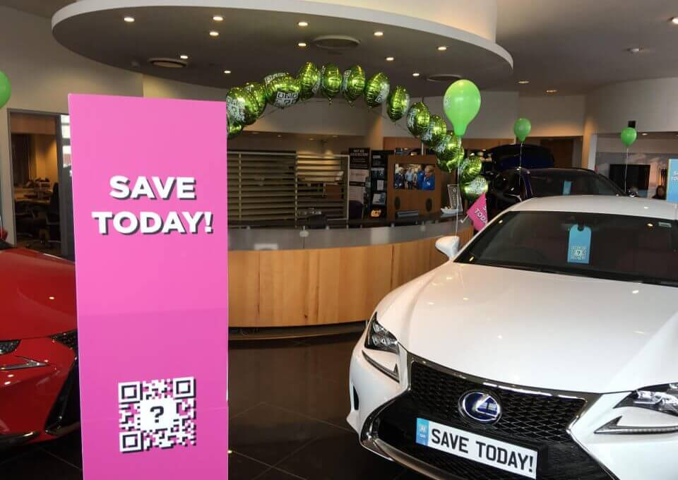 Car Sales Events at MotorVise