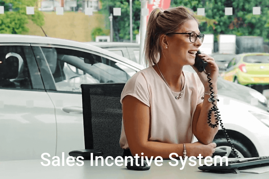 Sales Incentive System from MotorVise