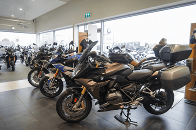 Motorcycle Sales Training