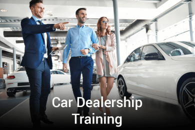 Car Dealership Training