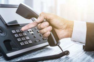 Sales prospecting phone