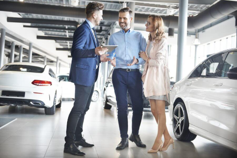 A successful dealership starts with nurturing your team