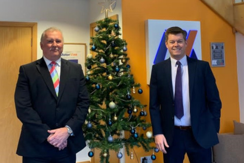 MotorVise calls on auto industry for 'Xmas Do-nation' in response to Ben funding crisis